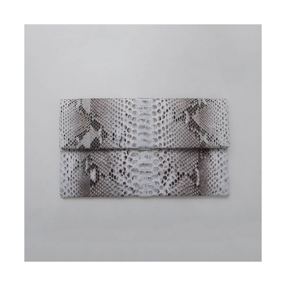 Pochette Clutch Naturelle
