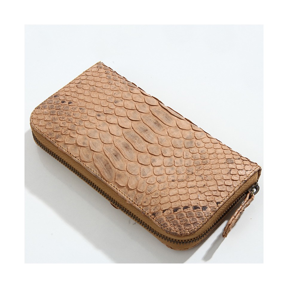 Beige Patterns Python Wallets