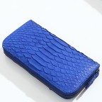 Blue Python Wallets