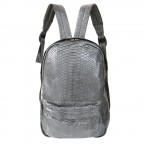 Grey Python Backpack