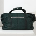 Green 24h Python Travel Bag