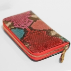 Red Patterns Python Wallets