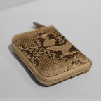 Natural Python Small Wallet