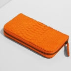 Orange Python Wallets