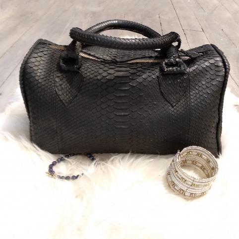 Bowling Bag Noir