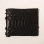 Black Python Wallets