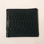 Portefeuilles Pocket en Python Vert