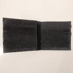 Portefeuilles Pocket en Python Gris Bleuté