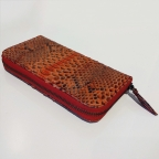 Orange Patterns Python Wallets