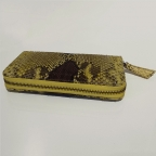 Yellow Patterns Python Wallets