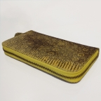 Yellow Lezard Wallets