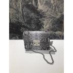 Fuchsia Python Camera Bag