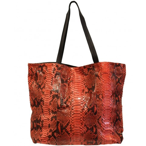 Shopping Bag ultra leger Corail