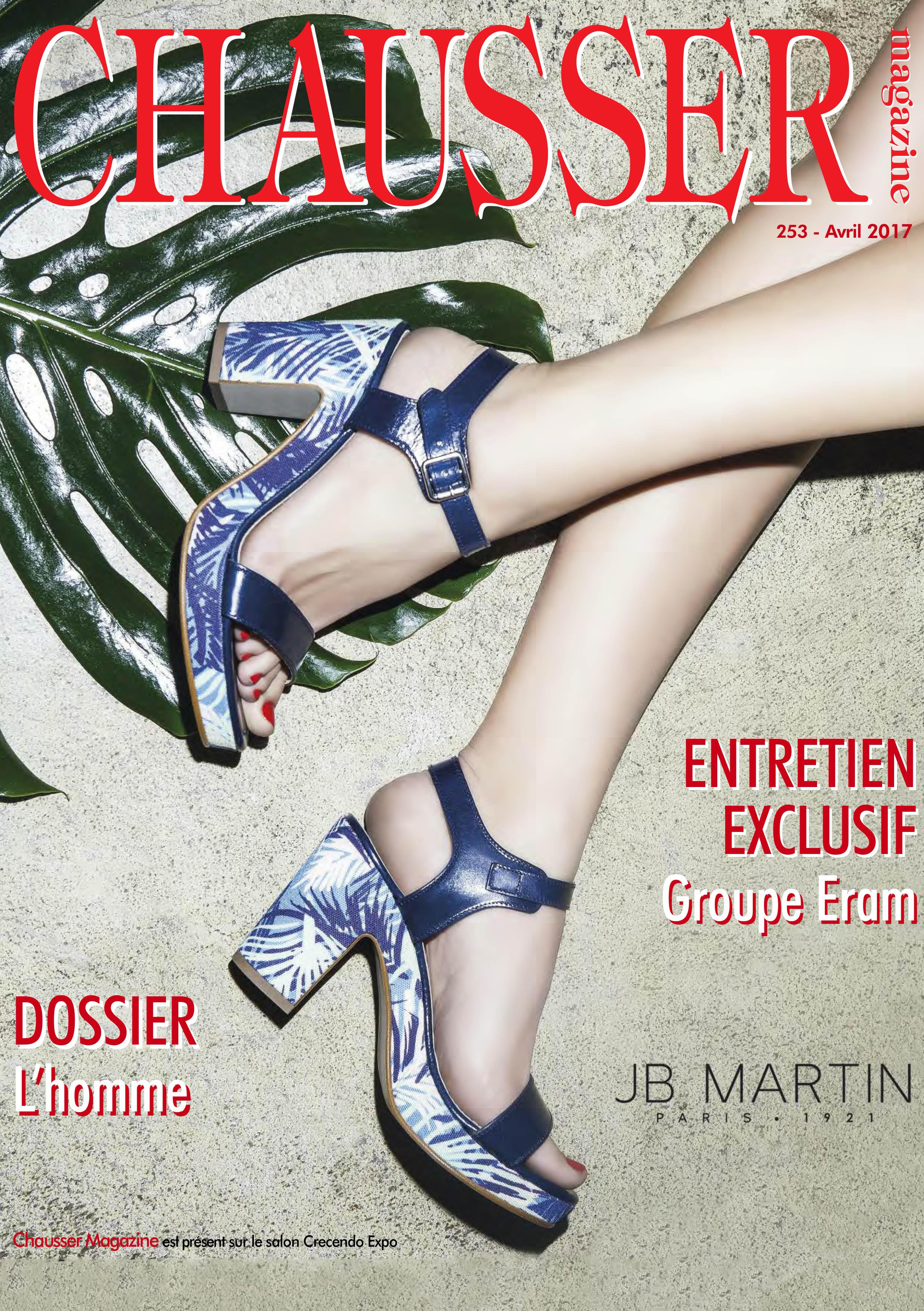 Version Femina supplément JDD janvier 2017 couverture
